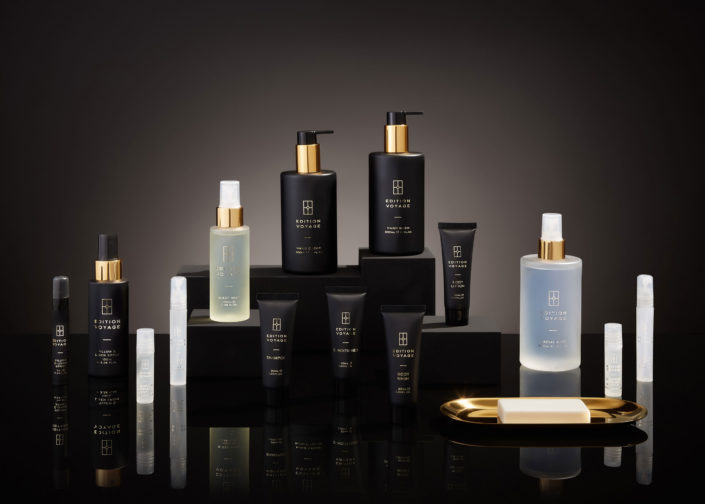 Refined luxury skincare: tailored ranges formulated for travel