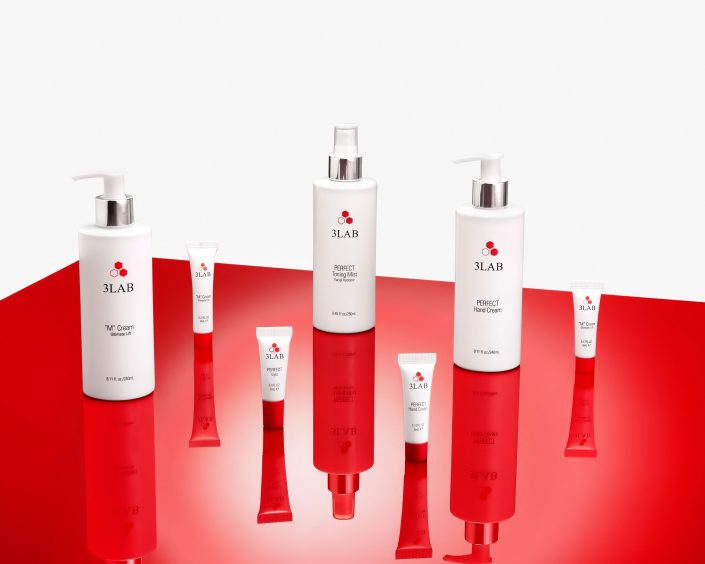 3LABExperience the luxury of travel with 3LAB's scientifically advanced skincare products