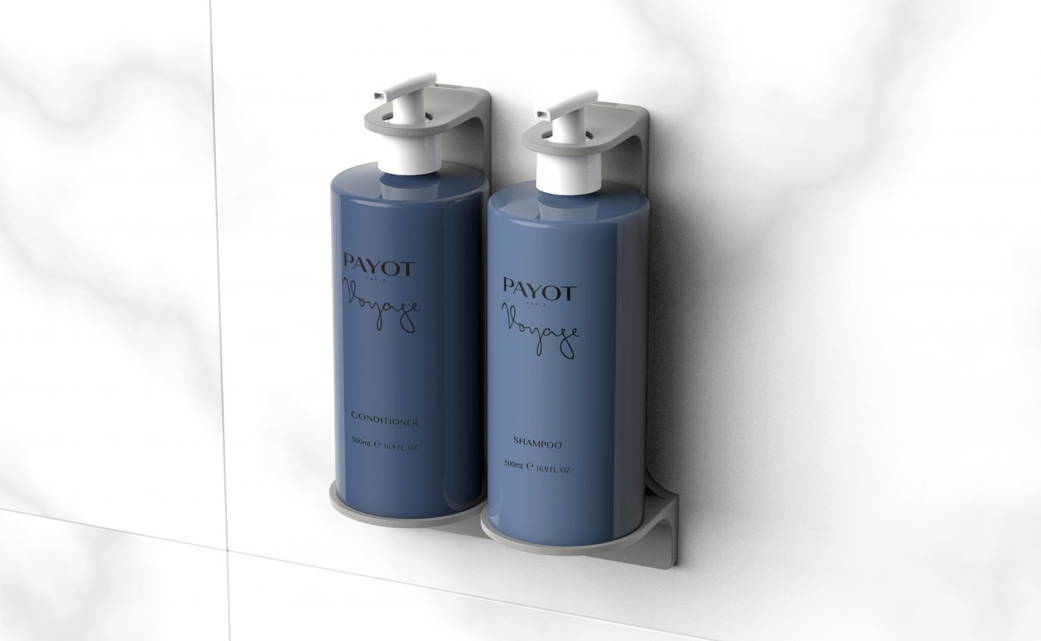 PAYOT Voyage - Sustainable Bathroom Amenities in Refillable Dispenser